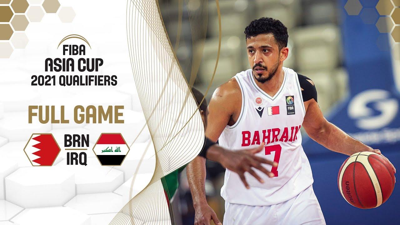 Bahrain v Iraq | Full Game
