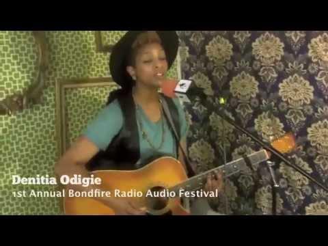 Denitia Odigie Live at The 1st Annual Bondfire Radio Audio Festival