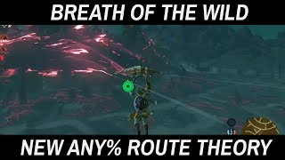 New Theoretical Any% Speedrun Route for Breath of the Wild