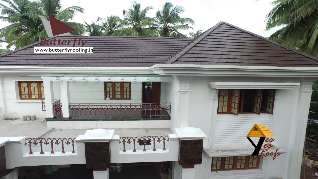 Watch on house design with tile roof