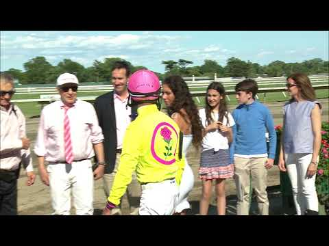video thumbnail for MONMOUTH PARK 6-22-19 RACE 10 – PHILIP H ISELIN STAKES