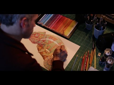Diving Into Detail: a short documentary on the art of Tim Jeffs