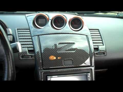 350z How To Remove Center Gauge Cluster In The Nissan Doovi