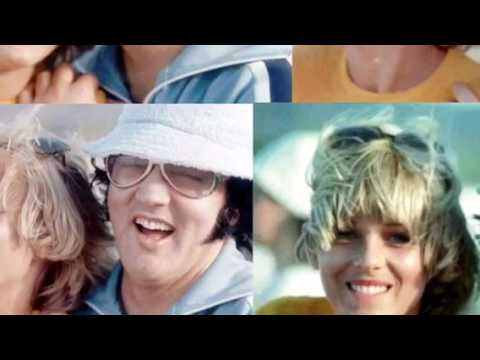LITTLE DARLIN 1977 Elvis Presley Karaoke. Live sound. AUDIANCE REACTIONS