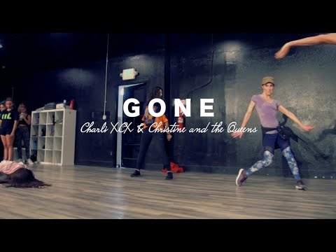 """Gone"" Charli XCX & Christine And The Queens | The GentleLadies | Caroline M. Diamond"