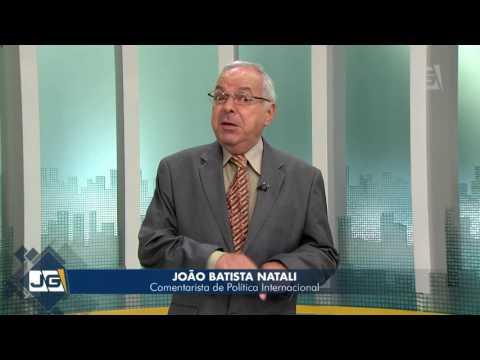 João Batista Natali/Venezuela continua a...