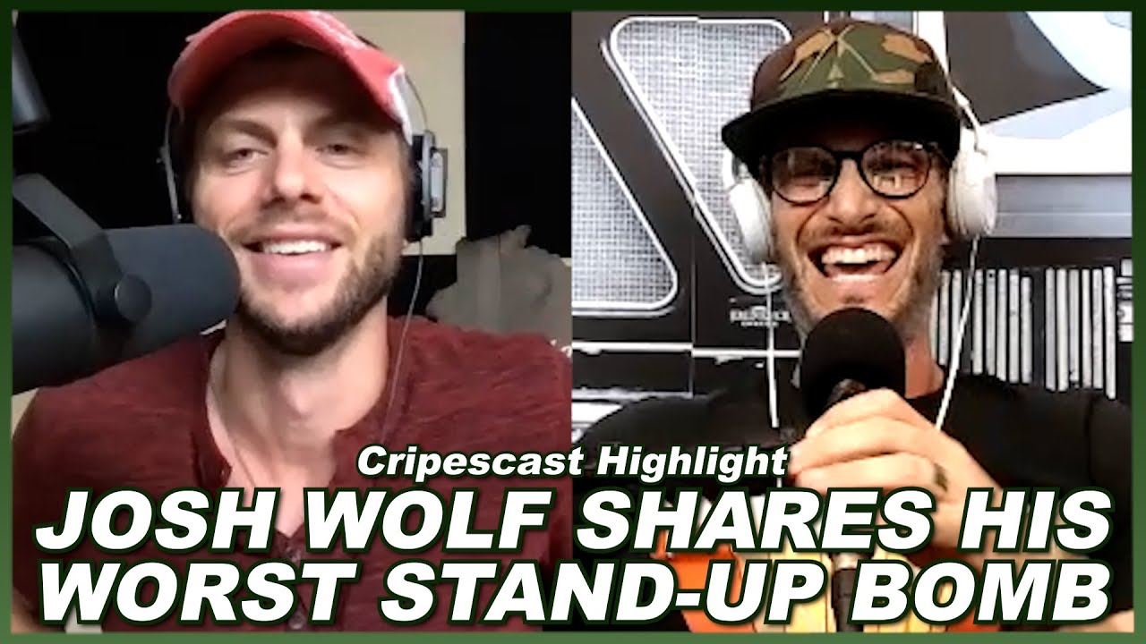 Josh Wolf Shares His Worst Stand-up Bomb