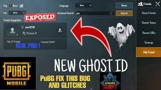 New Ghost Id Have Bugs And Glitches You Can troll your Friend By This Id #Gainable GaminG #TROLLING