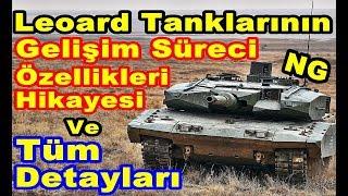 Dünyanın En İyi Tankı  - Leopard Tankları Türkçe Belgesel