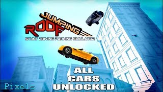 Gambar cover Roof Jumping: Stunt Driver - All Cars Unlocked