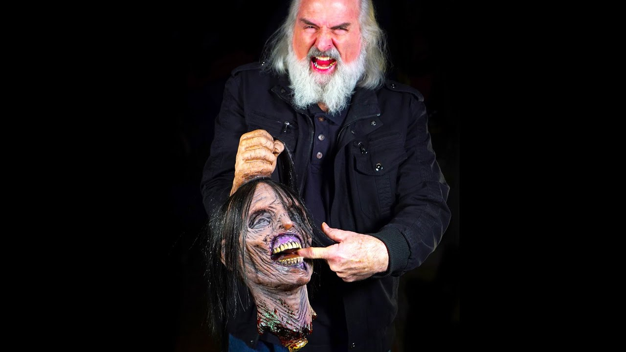 Beheaded Halloween Props | Cut Off Head Puppet Illusions by Distortions Unlimited