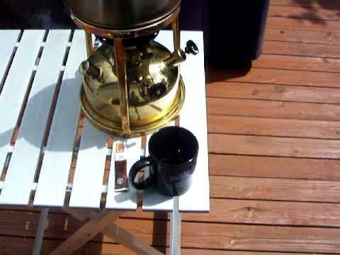Multi-Fuel Stove Part 05 Citronella Oil
