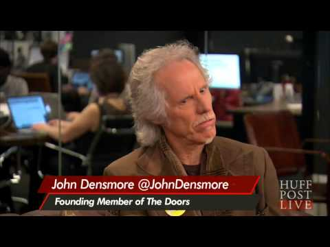John Densmore Answers Jim Morrison Death-Faking Rumors | HPL