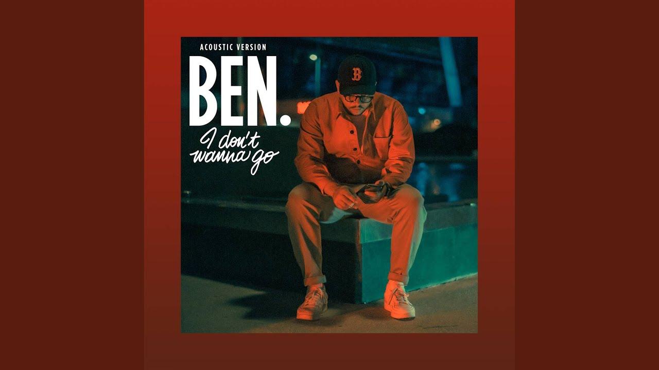 Ben L'Oncle Soul - I Don't Wanna Go (Acoustic Version)