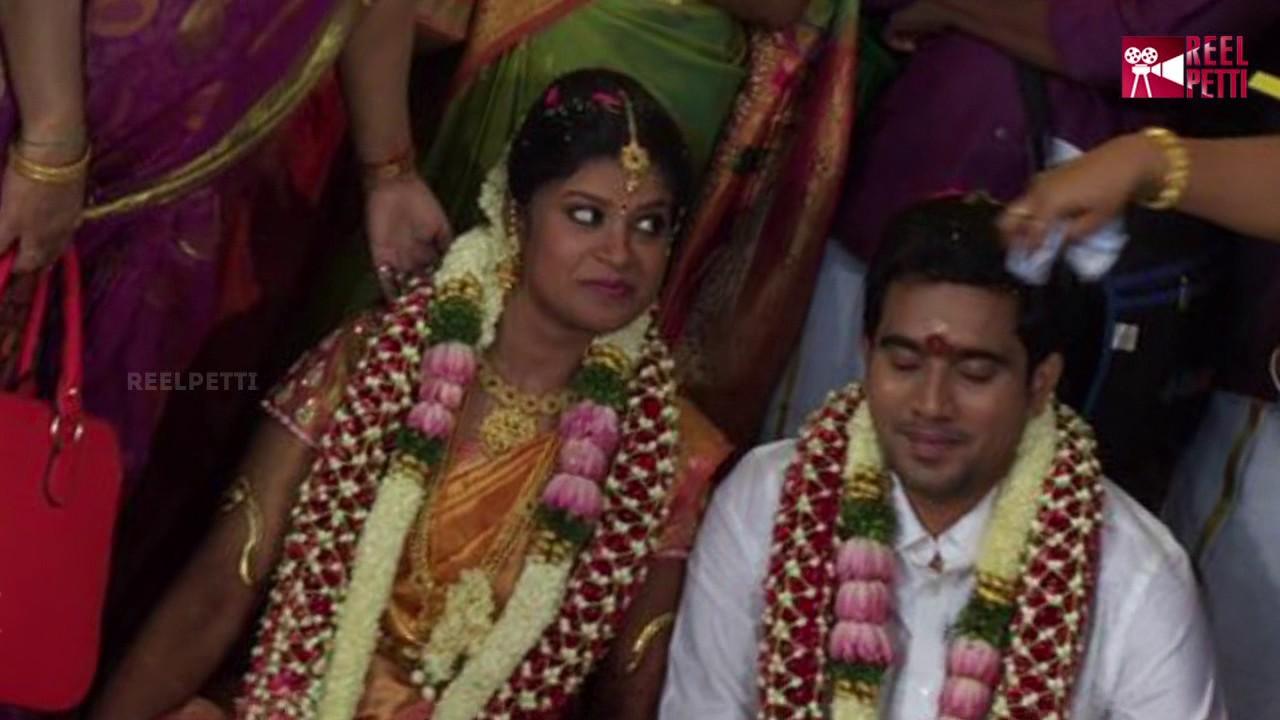 Vadivelu's Daughter Karthika Got Married Today in Madhurai ... Vadivelu Daughter Kavya Marriage