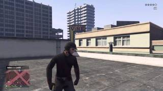 GTA V ONLINE H1T_M4N-187 (AKA) goons-we-be VS brandonboss27