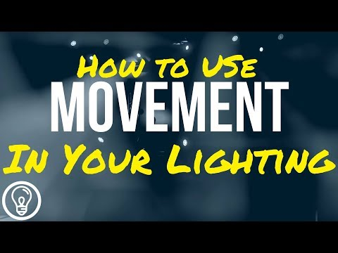 Take Your Band Lighting Up a Notch With Movement