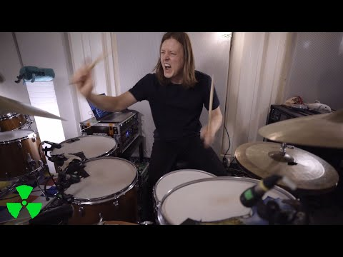 WHITE VOID - Do.Not.Sleep. (OFFICIAL DRUM PLAYTHROUGH)