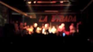 Colonna Infame - Potere Nelle Strade [feat Steno from Nabat] (CSOA La Strada Roma 14/11/2014)
