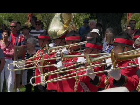 2016 Palmerston North Charter Parade
