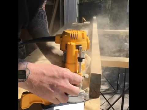 Quick demo dewalt dwp611pk 1 14 hp max torque variable speed quick demo dewalt dwp611pk 1 14 hp max torque variable speed compact router combo kit with leds greentooth Gallery