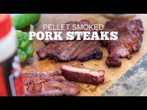 Pork Steaks With Robert Sierra
