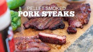 Pork Steaks With Robert Sierra