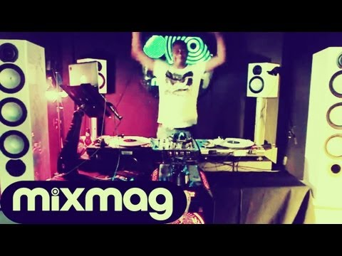 DJ Marky d'n'b set in The Lab LDN