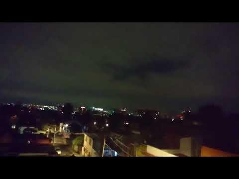 Aparecen luces en el cielo durante el terremoto de 8.4 grados en México