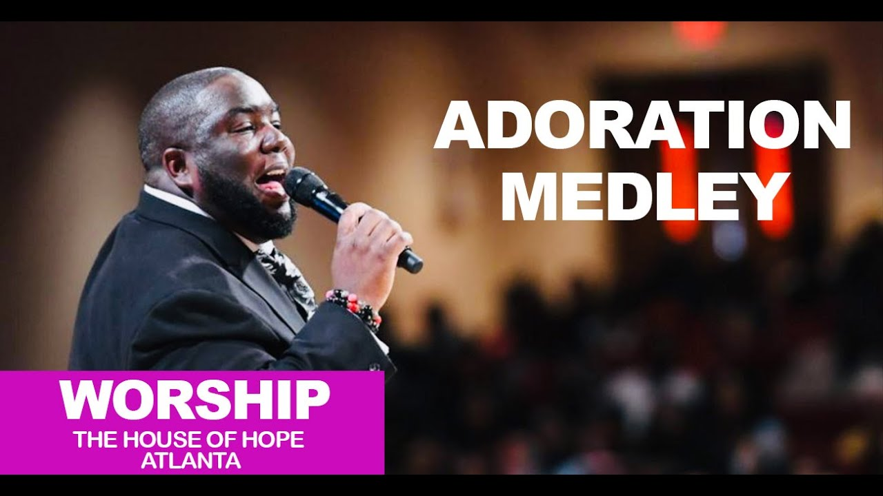Adoration Medley by Pastor Michael Lampkin