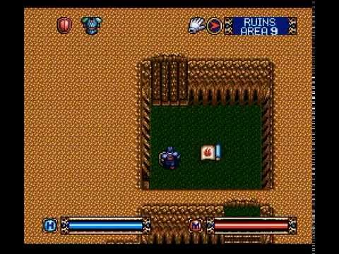 SNES Longplay [391] Brandish