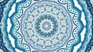 Relaxing Throat Chakra Mandala Meditation