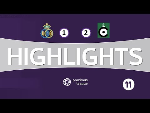 HIGHLIGHTS NL / Union - Cercle Brugge 29/09/2017