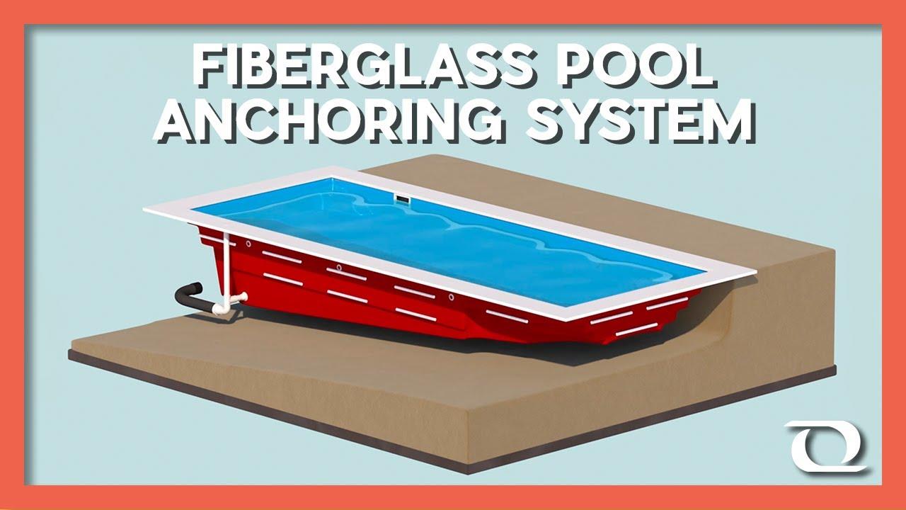 Thursday Pools | Fiberglass Pool Anchoring System