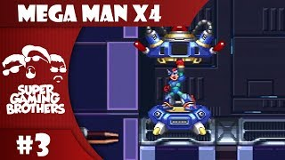 SGB Play: Mega Man X4 - Part 3 | All For Gloves?!