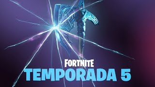 **TEMPORADA 5** HABRÁ VIKINGOS en FORTNITE: Battle Royale !?