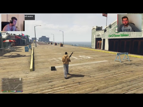 Amir i Juka -  GTA 5 - Nemoguce a ne Rage!!!