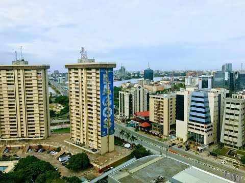 Lagos Nigeria 4K Ultra HD Film