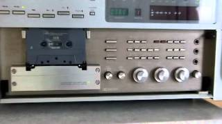 Phase Linear 7000 Series Two (Pioneer CT-A1) Tape Deck
