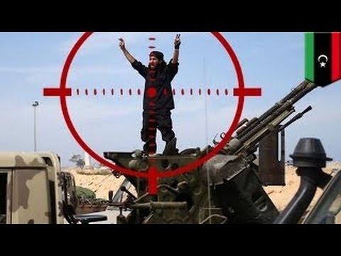Неизвестный снайпер отстреливает главарей ИГИЛ