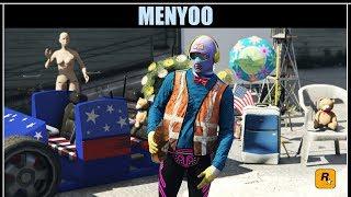 GTA 5 | Туториал по использованию мода Menyoo, для съёмки видео.
