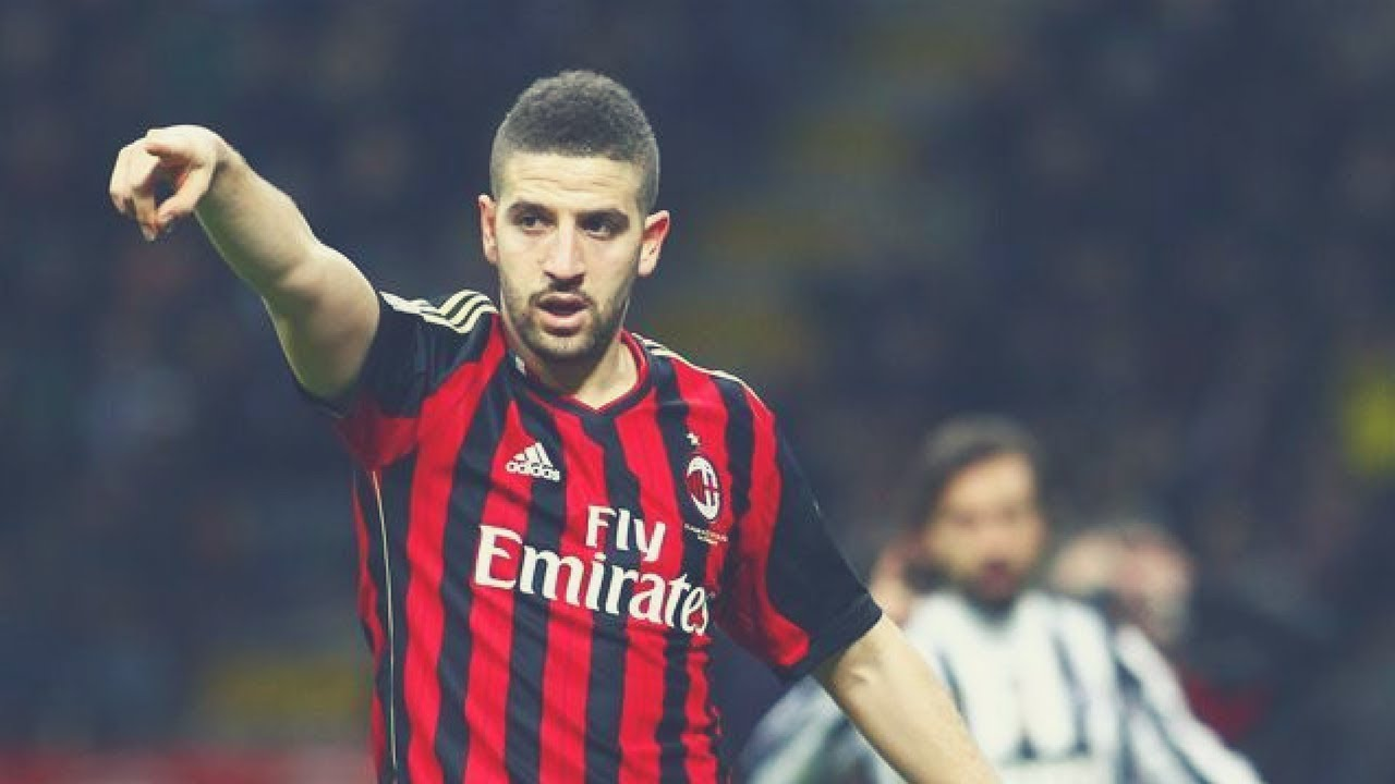 Adel Taarabt Milan All 4 Goals - YouTube