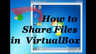 How to Share Files & Folders Between Your Host Machine and VirtualBox
