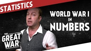 World War 1 in Numbers I THE GREAT WAR Special