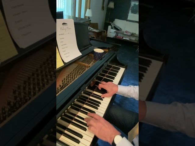 I Love Chopin (his C minor works are smokin') actually in every key he is awesome!