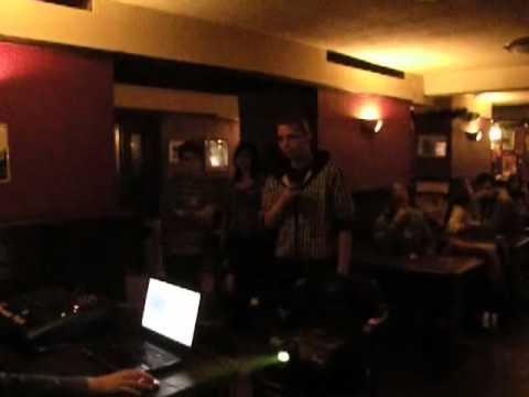 Finał karaoke dla WOŚP - London Pub, 7.01.2012. - Włocławek