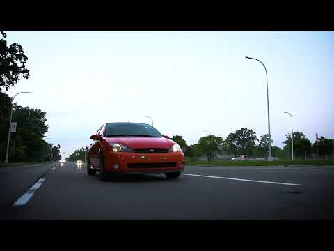 Glorious Turbo Sounds From This Focus SVT - #Modified