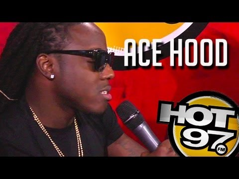 Ace Hood addresses Florida's issues with race, Trayvon's case & making sure his watches don't break!