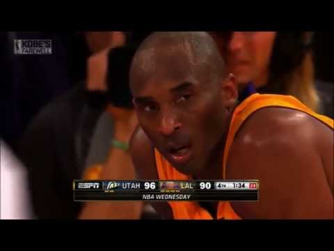 Kobe's Final Game - ESPNLA 710's John Ireland & Mychal Thompson with the call