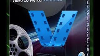 Como usar y convertir vídeos con ,Wondershare Video Converter 9